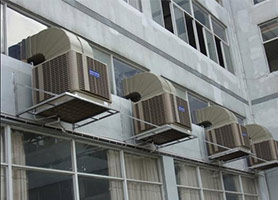五金企业环保空调