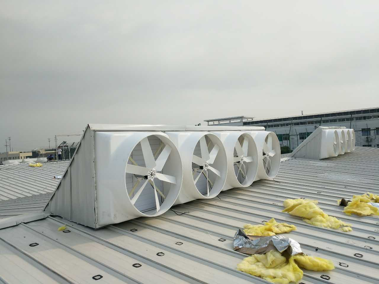 屋顶风机日常维护方法,屋顶风机保养注