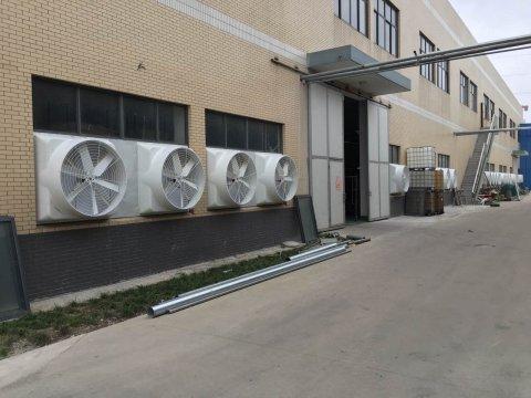 负压风机的应用,平时适用于哪些地方