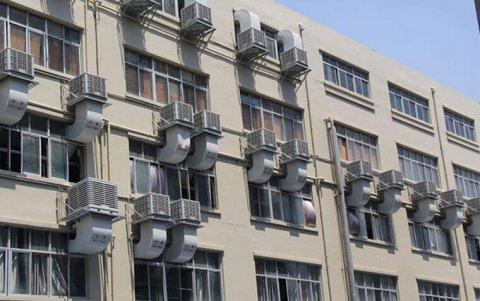 水冷风机怎么安装,安装时的注意事项