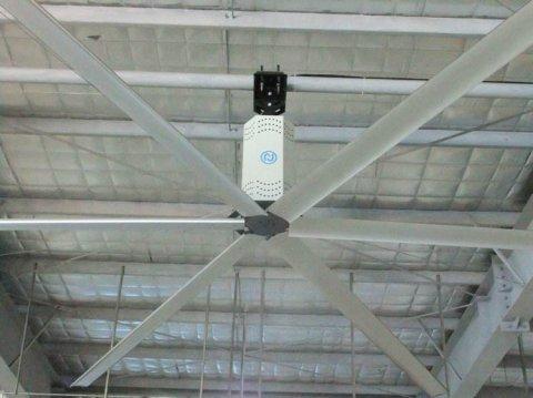 苏州工业大风扇的特点,相比传统落地扇的优势有哪些